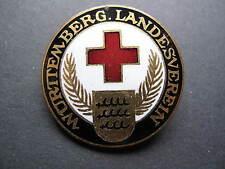 Schwesternbrosche Brosche Württemberg Landesverein Rotes Kreuz