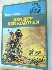 1 x Comic - Die Indianer  Hans Kresse - Nr. 4 - 1. Auflage - Z. sehr gut