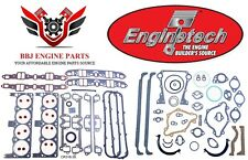 ENGINETECH CHRYSLER DODGE MOPAR 360 OVERHAUL GASKET SET 1971 - 1989