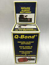 QBond Ultra Strong Adhesive Reinforcing Powders Kit QB-2 SUPER GLUE Q-Bond