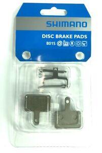 Shimano Bremsbeläge B01S für Deore BR-MT500 BR-MT200 BRT615 MT-410 BR-M315 M355