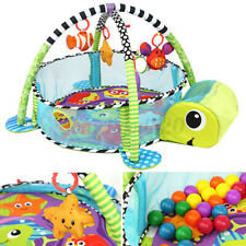 Baby Infant Activity Gym Playmat Center Game Toddler Play Mat Hanging Toy Gift