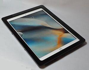 iPad Pro 12.9 2015/2016 Black Acrylic Anti-Theft Wall Mount Kit