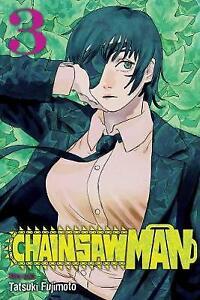 Chainsaw Man, Vol. 3, Tatsuki Fujimoto,  Paperback