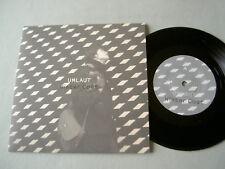 "UMLAUT Winter Coat/Professionals 7"" vinyl single"