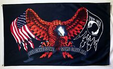 Pow Usa All Gave Some Some Gave All Flag 3' x 5' Indoor Outdoor Banner