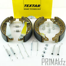 Textar Brake Shoes Set with Accessory Kit VW Golf III Fox Lupo Polo /91044700