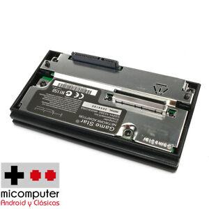 Playstation 2 PS2 Network adapter adaptador SATA Disco Duro Hard Disk Game Star
