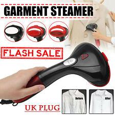 Travel Handheld Clothes Steamer Garment Portable Fabric Steam Heat Iron Handy UK