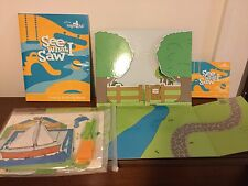 Kindermusik Family Activity Book, CD, Play Set, See What I Saw: Grasshopper Park