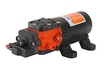 12V Volt Mini DC Diaphragm Water Pump 35PSI 4.3L/min RV Boat Sprayer Pump 12 v
