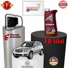 KIT FILTRO CAMBIO AUTO E OLIO MERCEDES X204 GLK 350 200KW DAL 2009 -> /1076