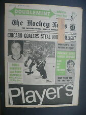 The Hockey News January 9, 1970 Vol.23 No.14 Denis DeJordy Esposito Jan '70 B
