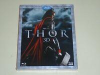 THOR 3D Blu-ray + Blu-ray (English & Spanish Audio & Subtitles) IMPORT Region A