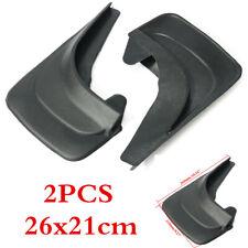 2PCS Universal Car Truck Mud Flap Water Baffle Splash Guards Fender Accessories