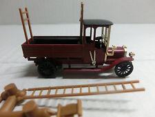 1:87 Märklin Oldtimer SAG Pritschenwagen mit Leitergestell (16Sch3/1)