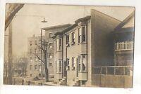 RPPC Street View AUSTIN PA? Vintage Real Photo Pennsylvania Postcard