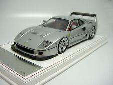 1/18 Davis & Giovanni Ferrari F40 Competizione Silver LE 10 Miniwerks