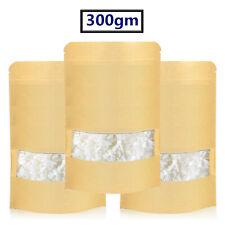 300g Soy / Soya Wax 100% Pure DIY Candle Making Wax Natural Flakes Clean Burning