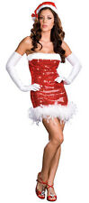 Sexy Santa's Darling Costume (M 6-10) - Dreamgirl 6544 - Sexy Mrs Santa Claus