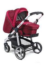 Chic 4 Baby Einsitzer-Kinderwagen mit 5-Punkt-Sicherheitsgurt