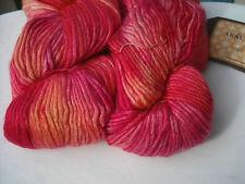 Araucania 'Tepa' Knitting Yarn, Wool, Mohair, Silk, Bulky, 100g x 130m