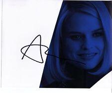 Alice Eve Genuine Hand Signed STAR TREK INTO DARKNESS 10X8 Photo (5609)