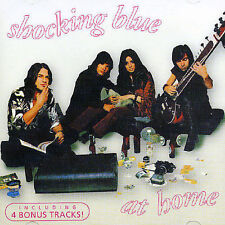 At Home by Shocking Blue (CD, Mar-2004, Red Bullet)