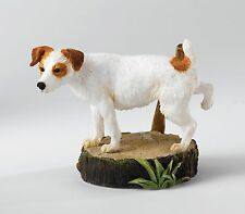 Border Fine Arts A25064 Jack Russell Terrier Dog Marking His Territory NEW