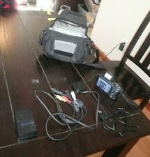 Sony Cyber-shot DSC-H20 10.1 MP Digital Camera - Black WITH MANY EXTRAS READ