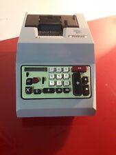 Calcolatrice Olivetti Multisumma 20 epoca elettro meccanica design