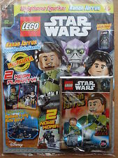 LEGO STAR WARS 2/2017 + Kanan Jarrus Limited Edition Mini Figure