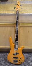 Ibanez Soundgear SR 400 Electric Bass Guitar Wood Finish Free Shipping