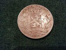1 pièce de 5 Francs en Argent 1876 Leoplod2
