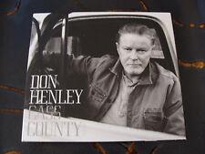 Slip Album: Don Henley : Cass County : Eagles