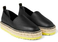 BALENCIAGA Rope Leather Espadrilles Baskets Sneakers Shoes Chaussures Pantoufles 42