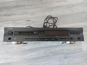 Yamaha MDX-596 minidisc recorder player mini disc