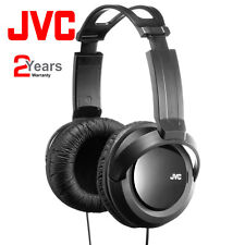 JVC HARX330 Original Extra Bass Stereo/DJ Headphones - Head Set - Head Speakers