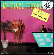 MICHAEL SEMBELLO – BOSSA NOVA HOTEL – MANIAC – 1983 SEALED LP – gay interest
