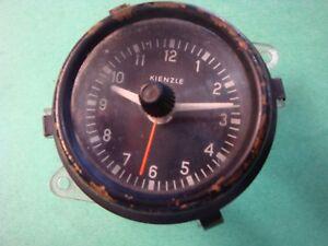 2J(2061) Jaguar Kienzle Clock