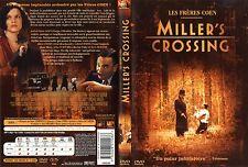 "DVD ""MILLER'S CROSSING"", DES FRÈRES COEN, AVEC GABRIEL BYRNE, JOHN TURTURRO"