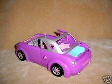 Polly Pocket Doll Toy Purple Car
