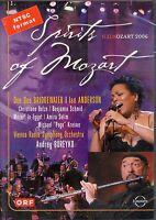 Spirit of Mozart DVD NEW Vienna Wien Mozart 2006 Dee Dee Bridgewater Anderson