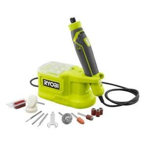 RYOBI ONE+ Cordless Precision Rotary Tool Variable Speed 18 Volt Tool-Only NEW