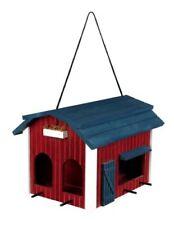 Trixie Mangeoire suspendue Grange en bois - 24x22x32 cm