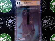 Dark Nights Death Metal #3 2020 DC Comics CGC 9.6 Signed by Snyder and Capullo