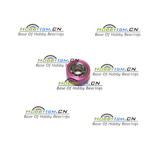 1PC Stainless Ceramic Hybrid AirBearings 5x11x4 for Fishing Reel