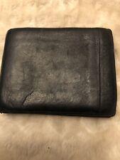 Arthur & Aston Wallet, Black, Leather