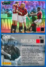 CALCIO CARDS 2005 PANINI E8 - SHEVCHENKO - MILAN
