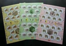 Malaysia Honey Bees 2019 Insect Flower Fauna (sheetlet) MNH *odd shape *unusual